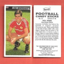 Manchester United Neil Webb 33